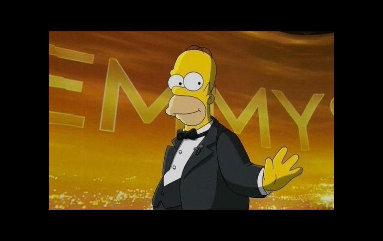 Homero Simpson Aparece En Los Emmys 2019 El Informador